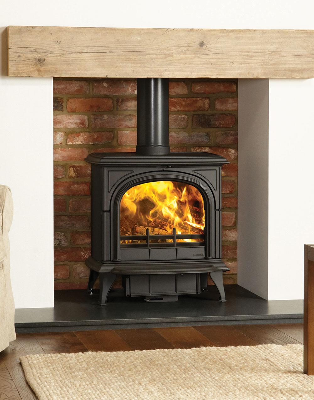 Cornwall Woodburners Gazco Gas Huntington 40