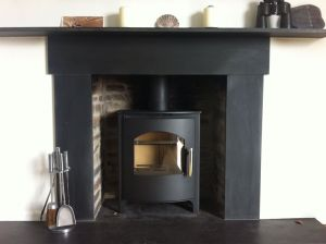 Mendip Churchill with Slate Surround